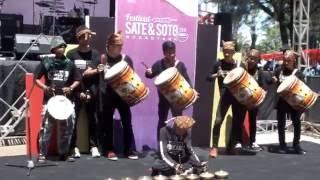 Download Lagu RAGAM DUYA - Langkisau Simarantang dan Tampilan Gandang Tambua #FestivalSate&SotoNusantara2016 Gratis STAFABAND