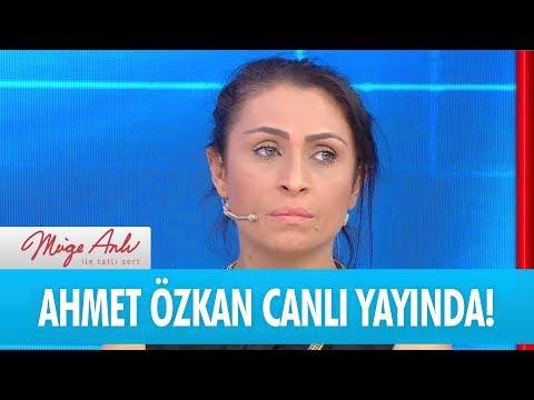 Ahmet Özkan canlı yayında -  Müge Anlı İle Tatlı Sert 14 Aralık 2017