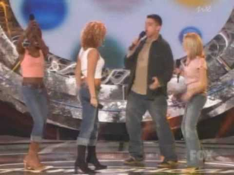American Idol 2 - Group Medley Top 11 - Footloose