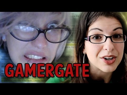 GAMERGATE! Gamer's fight back! Guest video by TheInvestigamer!