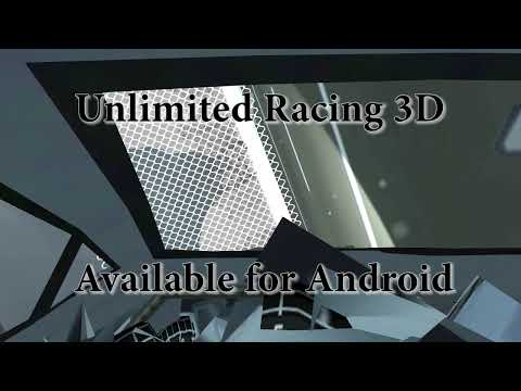 Unlimited Racing 3D :: Available for Android smartphones and tablets