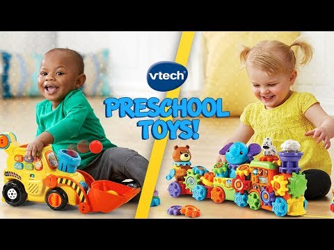VTECH PRESCHOOL TOYS! | A Toy Insider Play by Play