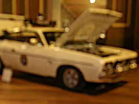 CHARGER HIGHWAY PATROL 5.0 LITRE V8 NSW POLICE