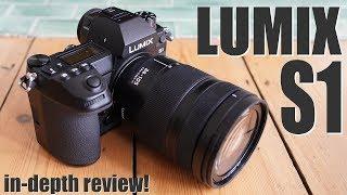 Panasonic Lumix S1 review - BEST pro mirrorless?