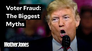 We Debunk the Biggest Myths About Voter Fraud