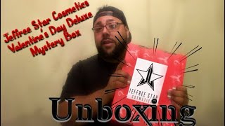 Jeffree Star Cosmetics Valentine's Day Deluxe Mystery Box // Unboxing
