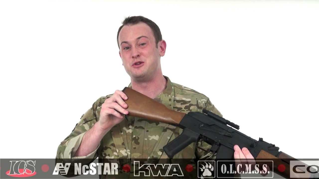 Kalashnikov Akm Airsoft Spotlight Kalashnikov Akm
