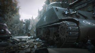 CALL OF DUTY: WW2 Stadttheater Tank Battle