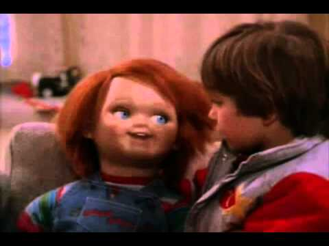 Hi I M Andy Quot Hi I M Chucky Quot Funny Scene Youtube