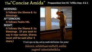 Video: Jesus prayed the Jewish Prayer (Amida), like a Muslim