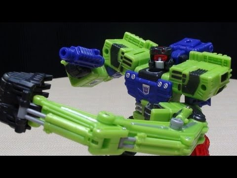 TFC Toys EXGRAVER(SCAVENGER): EmGo's Transformers Reviews N' Stuff