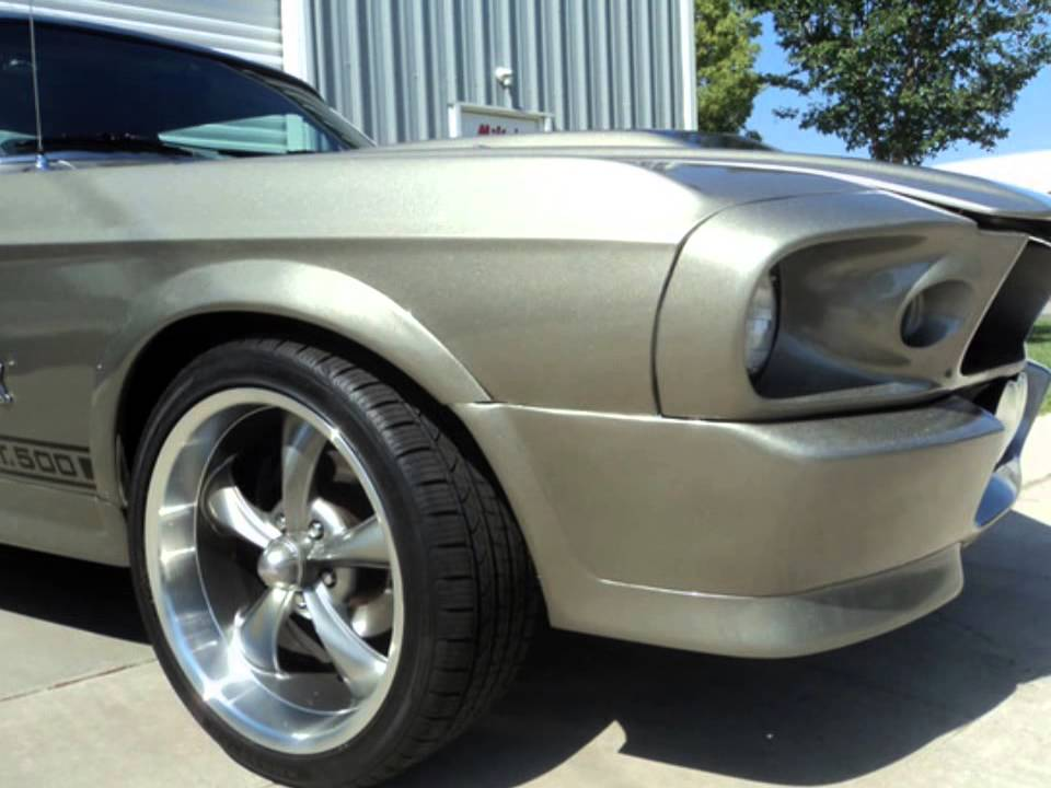 Mustang Shelby Gt500 Eleanor Quot Gone In 60 Seconds Car