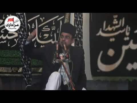 Allama Dr Majid Raza Abdi  | 1 Muharram 1439 - 2017 | ImamBargah Shah Yousaf Gardaiz Multan