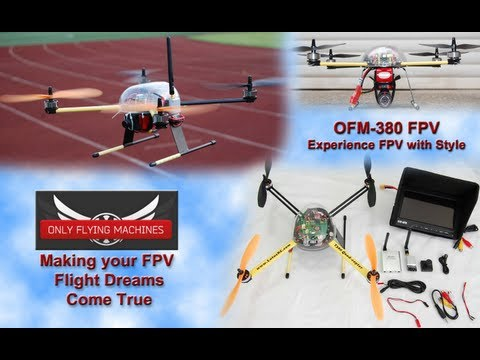 Lotus T-380 / OFM 380-RTF FPV Quadcopter Full Review