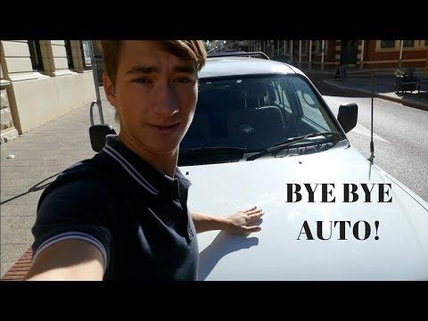 Das Auto muss weg! PERTH! I Work & Travel in Australien