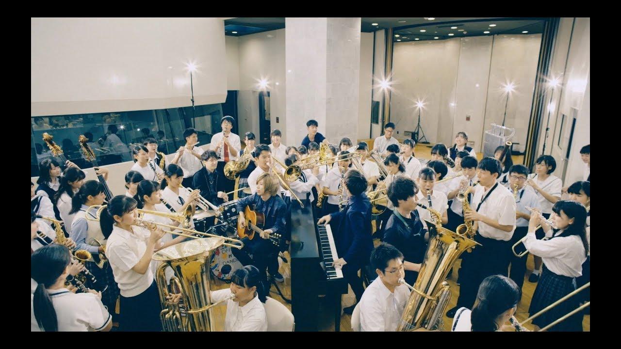 "Official髭男dism - ""宿命 (Brass Band ver.)""のMVを公開 2019ABC夏の高校野球応援ソング/「熱闘甲子園」テーマソング thm Music info Clip"