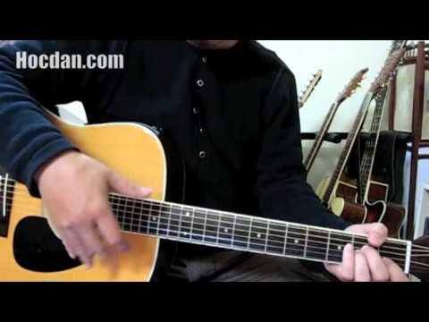 Bài 5 - Guitar đệm hát - Slow và Hà Nội mùa vắng những cơn mưa