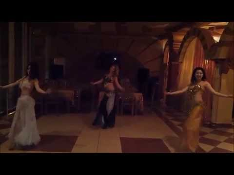 Tashkent Famous Belly Dance at Dinner | Tashkent Night Life