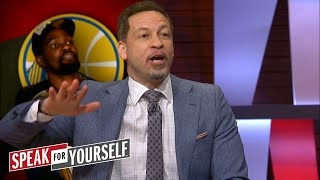 Chris Broussard reacts to Whitlock