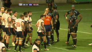 2014 USA Rugby Autumn International Series: Fiji vs USA