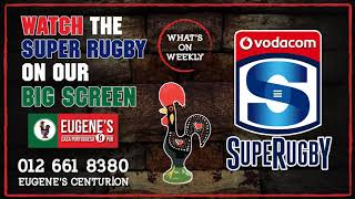 Eugene's Super Rugby In House Feb 19