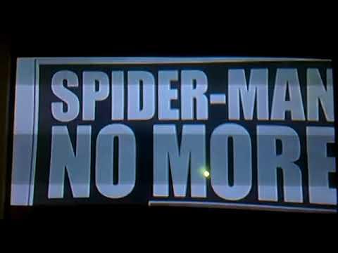 J. Jameson se pone el traje del hombre araña en Spider-Man 2 (Escena Eliminada)