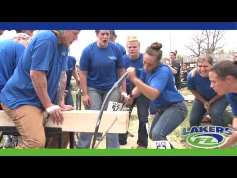 Finger Lakes Community College Woodsmen Team