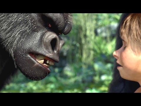 TARZAN 3D Movie Trailer [UK Trailer - HD 1080p]