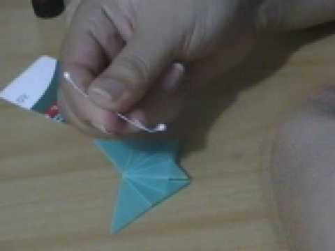 Manualidades para Bodas: Mariposas de origami para invitacio