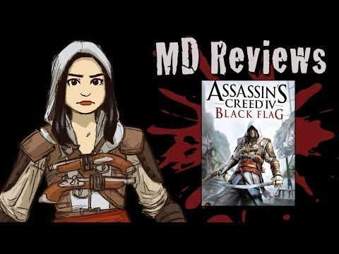 MD Reviews: Assassin's Creed IV Black Flag