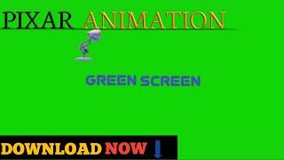 Free download. Pixar animation green screen
