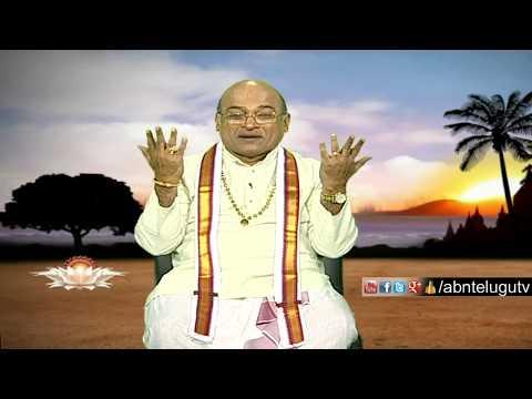 Garikapati Narasimha Rao About Fake Astrologers  | Nava Jeevana Vedam | ABN Telugu