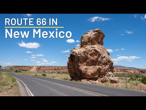 Route 66 Road Trip Stops in New Mexico