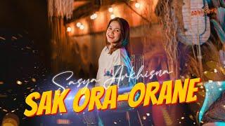 Download lagu SASYA ARKHISNA - SAK ORA-ORANE ( )