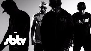 Harry Shotta, Skibadee, Eksman, Dreps, Grima & Azza | DNB Art Form [Music Video]: SBTV