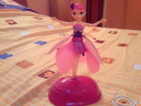 Летающая фея - Flying Fairy на сайте doc-lab.ru