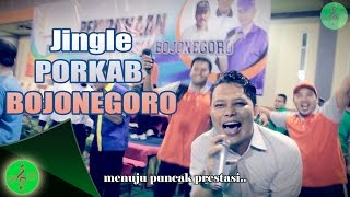 PORKAB BOJONEGORO Jingle | Agink (The Kru) ft. Albar (Bahtera) | VIDEO LIRIK RESMI HD