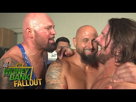 AJ Styles has no qualms celebrating his win over John Cena: June 19, 2016