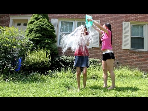 Shinjanaytor ALS Ice Bucket Challenge!