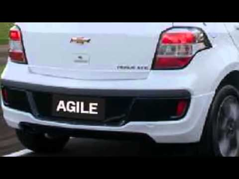 2014 Chevrolet Agile Effect for Latin America