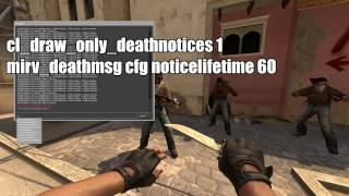 RECORD ANY CSGO MATCH IN FULL HD WITHOUT A GOOD PC (HLAE + VIRTUAL DUB)