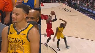 Stephen Curry IN SHOCK After Refs Make The Worst Call In The NBA! Warriors vs Blazers
