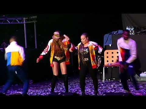 Salt-N-Pepa - Push It - Wembley Arena, London - September 2017
