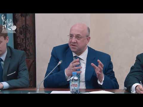 Владимир Плигин в рамках IV Общественного диалога «Что нас объединяет?!» на площадке ОП РФ