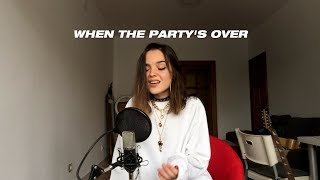 When The Party 39 S Over Billie Eilish