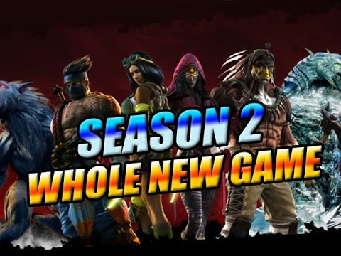A WHOLE NEW GAME - Killer Instinct Season 2 Discussion