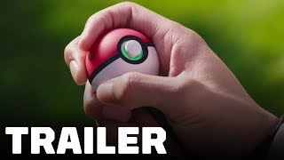 Pokémon: Let's Go - Play with Pokémon GO & Poké Ball Plus Trailer