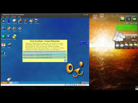 How to Install Puppy Linux 5 7 1
