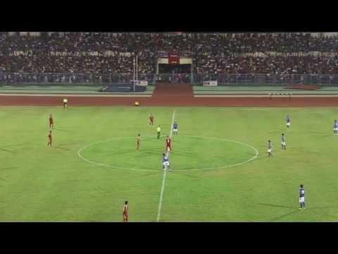 Sabah vs Malaysia Full Highlight   24.02.2012