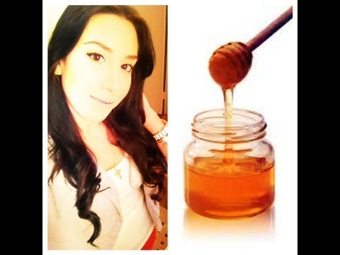 Homemade Honey Mask for Acne Prone, Sensitive, Dry Skin!